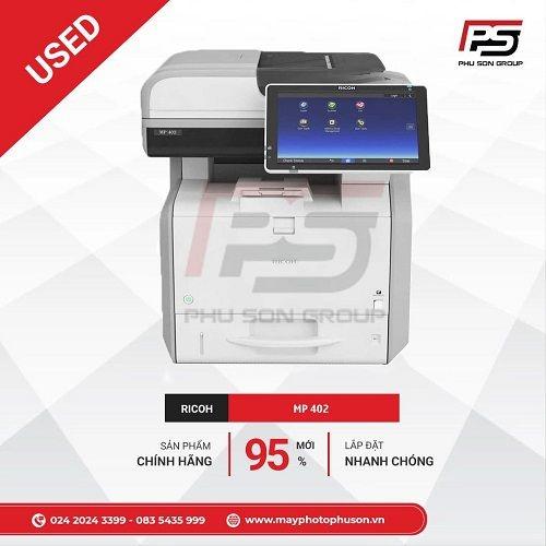 Máy Photocopy Ricoh Aficio MP 402SPF