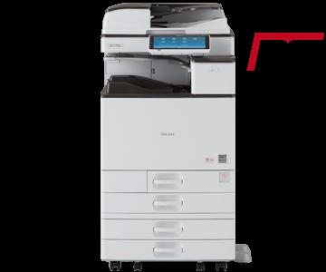 Máy Photocopy Ricoh Aficio MP C4504SP