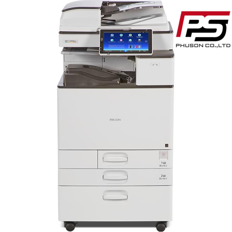 Máy Photocopy Ricoh Aficio MP C3004exSP