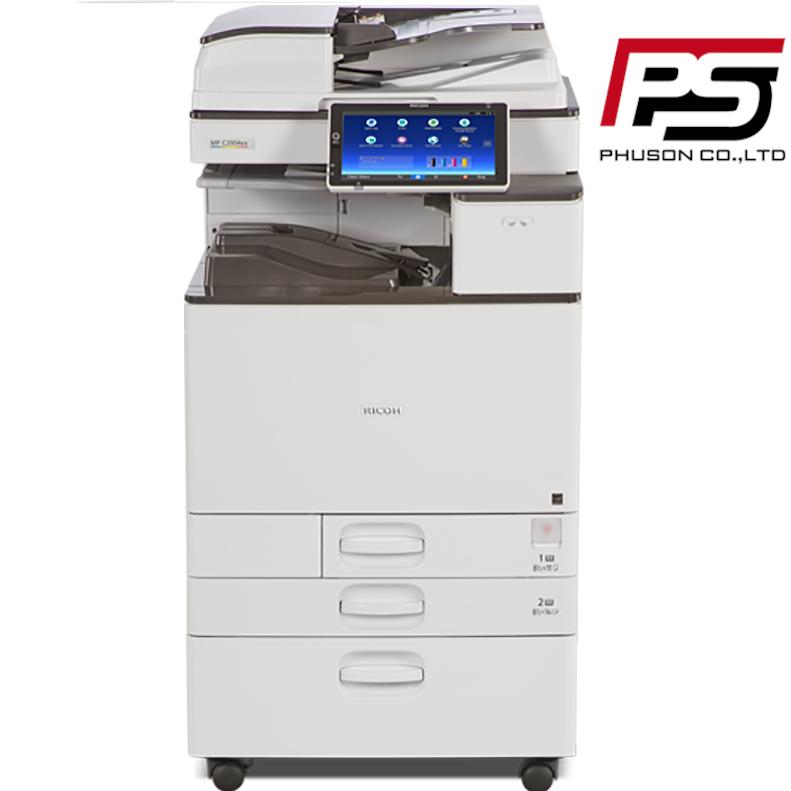 Máy Photocopy Ricoh Aficio MP C3504exSP