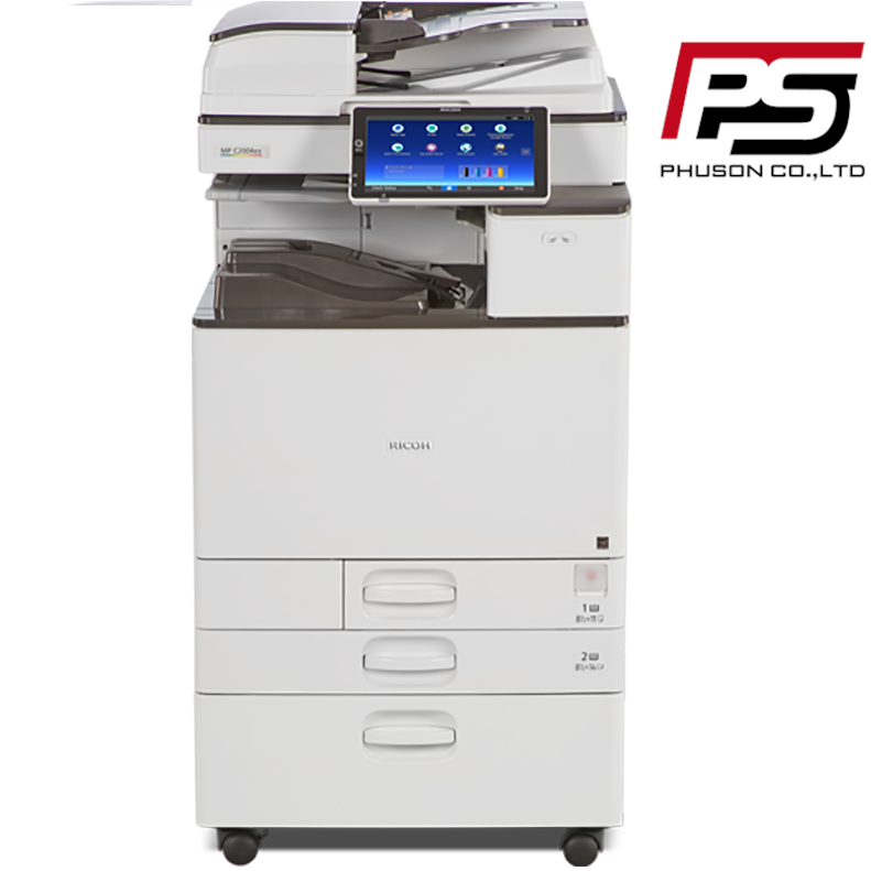 Máy Photocopy Ricoh Aficio MP C6004exSP