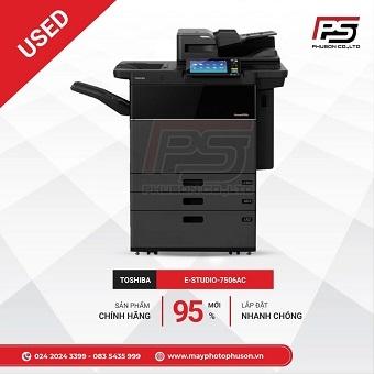 Máy Photocopy Toshiba e-Studio 7506AC
