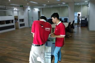 Bảo trì - Bảo dưỡng máy Photocopy
