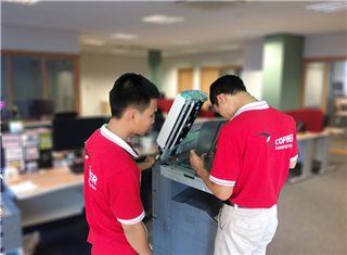 Giới thiệu Dịch vụ Sửa chữa máy Photocopy