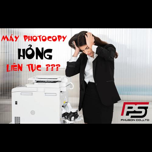 Đơn vị sửa chữa máy Photocopy kỹ thuật cao tại Bắc Ninh